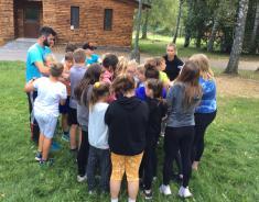 Adaptační kurz se sportovním zaměřením