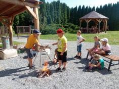 Letní příměstský tábor