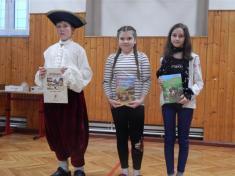 Čtenářství na ZŠ Prosetín a Noc s Andersenem